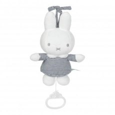Miffy Stripes Musical Toy
