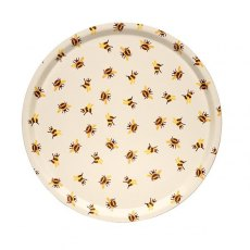 Emma Bridgewater Bee Round Birch Tray