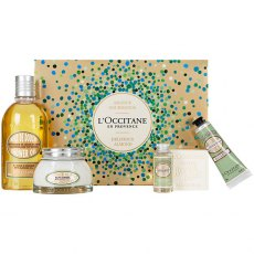 L'Occitane Delicious Almond Christmas Gift Set