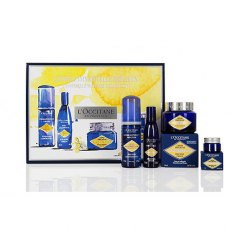 L'Occitane Precious Immortelle Collection Christma