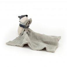 Jellycat Badger Soother