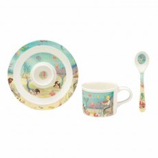 Belle & Boo 3 Piece Egg Cup Set
