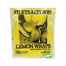 Regency Wraps Lemon Wraps & Ribbons
