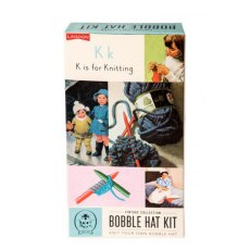 Ladybird Knit Your Own Bobble Hat Kit