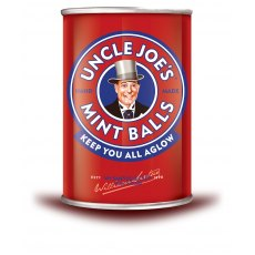 Uncle Joe's Mint Balls 120g Tin