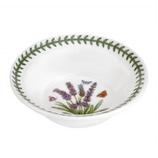 Botanic Garden Lavender Oatmeal Bowl Single