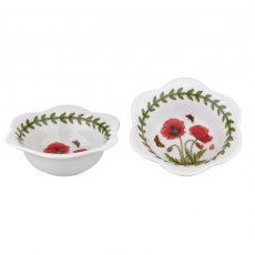Botanic Garden Set of 2 Dip Bowls or Tealights