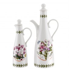 Portmeirion Botanic Garden Oil and Vinegar Set