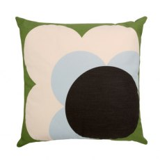 Orla Kiely Cushion Bigspot Shadowflower Grass