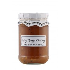 Portmeirion Spicy Mango Chutney 300g with Black Onion Seeds