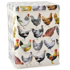 Emma Bridgewater Hen & Toast Square Caddy