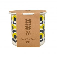 Orla Kiely Grow Your Own Dill