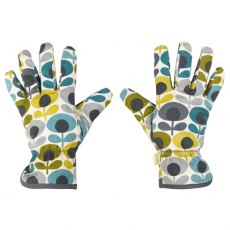 Orla Kiely Multi Flower Oval Potting Gloves