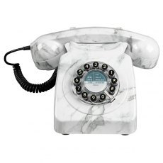 1960's 746 Desk Phone - Marble