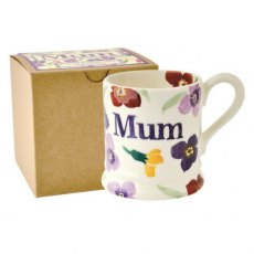 Emma Bridgewater Wallflower Mum 1/2 Pint Mug