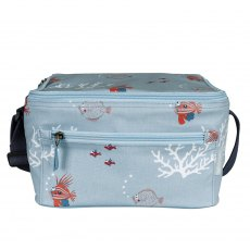Sophie Allport Oilcloth Lunchbag What A Catch!