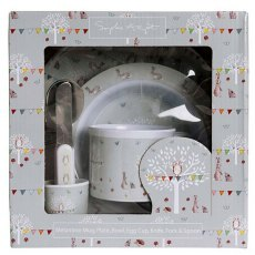 Sophie Allport Woodland Party Kids Melamine Dinner