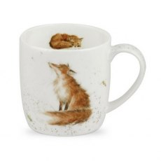 The Artful Poacher Fox China Mug