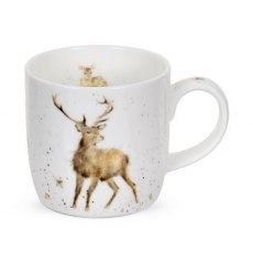 Wild At Heart Stag China Mug