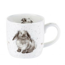 Royal Worcester Rosie Fine Bone China Mug