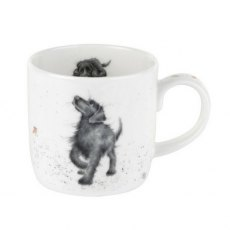 Walkies Labrador China Mug