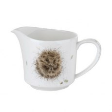 Royal Worcester Cream Jug Hedgehog