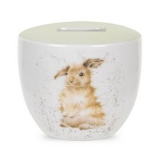 Nursery Money Box Bunny