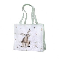 MM Shopping Bag PVC Large Hare
