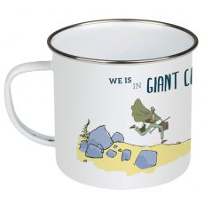 BFG Giant Country Enamel Mug