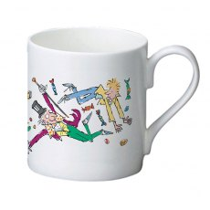Charlie and the Chocolate Factory Ticket Mug