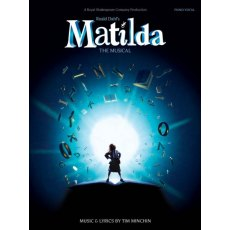 Matilda The Musical Roald Dahl