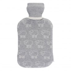 Sophie Allport Sheep Knitted Hot Water Bottle