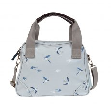 Sophie Allport Swallow Oilcloth Mini Stamford Bag