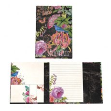 Botanical Garden Notepad Folio