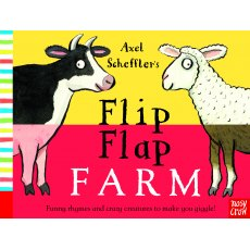 Flip Flap Farm Book