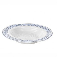 D/C   CPB Rimmed Soup Plate Florence