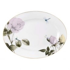 Ted Baker Portmeirion Rosie lee White Oval Platter