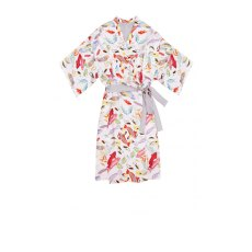 Rose Fulbright Bequia Short Robe