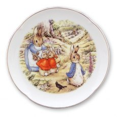 Wallplate Peter Rabbit