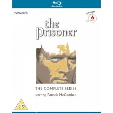 The Prisoner DVD Bluray