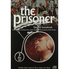 The Prisoner Soundtrack CD