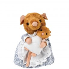 Hunca Munca and Baby Small Soft Toy