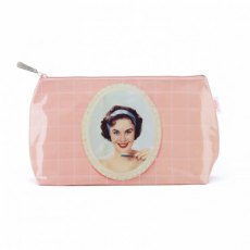 Toothbrush Girl Wash Bag
