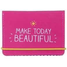 Happy Jackson Card Holder Make Today Beautiful