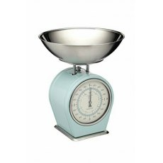 Mechanical Kitchen Scales 4kg Blue