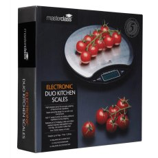 Master Class Digital Cooking Scales 5kg