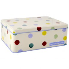 Emma Bridgewater Polka Dot Deep Rectangular Lunch