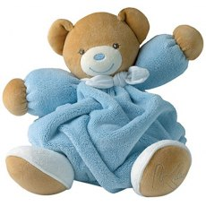 Kaloo Medium Chubby Bear Blue