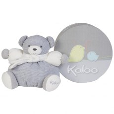 Kaloo Medium Chubby Bear With Scarf
