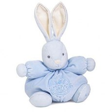 Kaloo Perle Medium Chubby Rabbit Blue